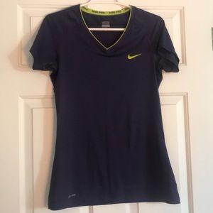 Nike Dri-Fit V-Neck